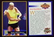 ANNA KOURNIKOVA 2001 Future Legends Card _ 10 or More Mail FREE in USA