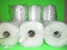 6 Jumbo 11 x 50 Food Storage Vacuum Sealer Roll Bag NEW