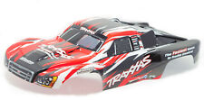 Slayer PRO 4x4 BODY shell, Red cover & decals bfgoodrich nitro Traxxas 59074