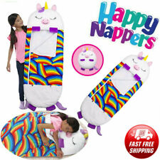 Large Size Happy Nappers Sleeping Bag Kids Play Pillow Soft Warm Cute Gift Us Am