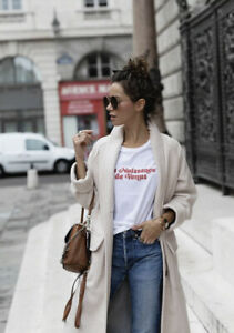 Sezane La Naissance De Venus T-Shirt Sold Out Brand new with tags Size Small 💐