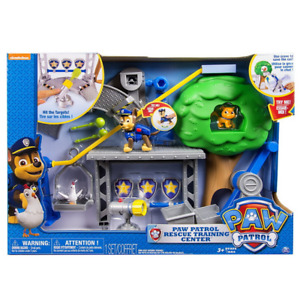 Paw Patrol Deluxe Edition Rescue Training Centre Play Toy Set Family Board Game