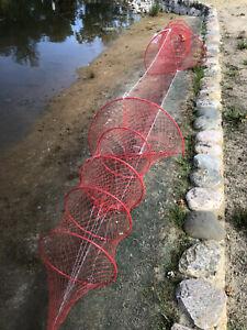 3 Stück Kescher Teleskopierbar Insekten Netz Fischen Netze mit Dehnbarem Griff