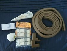 Baby Security Items Lot - table edging, wall straps, door stopper, etc