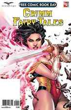 FCBD GRIMM FAIRY TALES 1 FREE COMIC BOOK DAY VARIANT 2017