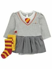 Girls Boys Baby Halloween Harry Potter Hermion / Quidditch Bodysuit Outfit