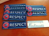 Patch toppa Respect x Champions Europa League 2018/19/20 Sporting id
