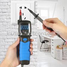 Handheld Pen Digital Multimeter Dc Ac Voltage Meter Resistance Diode Tester New