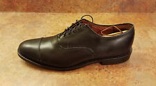 New! Allen Edmonds 'Boardroom' Cap Toe Oxford Black Leather Size 9.5 B MSRP $365