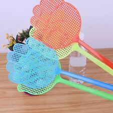 3× Plastic Swat Pest Control Large Hand Insect Fly Wasp Bug Killer Fly Swatters