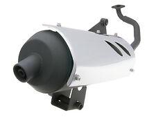 Versión de escape 2 para gy6 125, 150ccm 152qmi china Roller