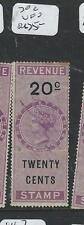 MALAYA STRAITS SETTLEMENTS (P0708B) QV REVENUE  20C VFU