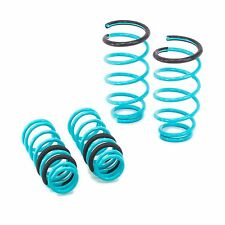 """GODSPEED TRACTION-S LOWERING COIL SPRINGS FOR SENTRA 2000-2006 F: 1.5"""" R: 1.5"""""""