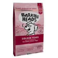 Barking Heads Senior Dry Dog Food - Golden Years - 12kg