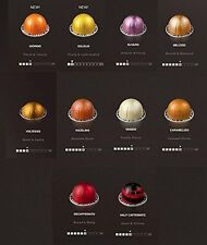 Nespresso Vertuoline - The Mild Sampler Coffee (10 capsules) FREE SHIPPING ! ! !