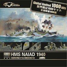 "Flyhawk FH1112S 1/700 HMS Cruiser Naiad ""Global Limited 1000"""
