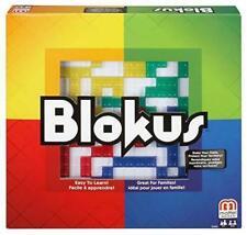 Mattel Blokus Educational Strategy Board Game