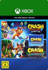 [VPN Aktiv] Crash Bandicoot Quadrilogie-Bundle - Xbox Series / One Download Code