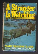 ~A Stranger Is Watching by Mary Higgins Clark~