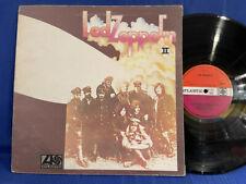 LED ZEPPELIN II 588198 RED PLUM LEMON SONG ORIGINAL UK LP VG++