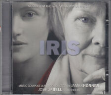 Iris Soundtrack CD James Horner Joshua Bell Solo Violin FASTPOST