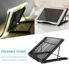 Stand Holder Portable Adjustable Table Desk For Tablet PC Laptop Drawing Board