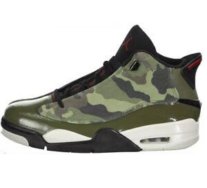 Air Jordan Dub Zero Camo Sneakers 311046-200-Sizes 7-13 Fast Ship!!