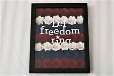 Military Appreciation 8x10 shadow box