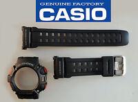 Genuine Casio G-Shock  MUDMAN watch band & bezel black G-9000 G-9000-1 Combo