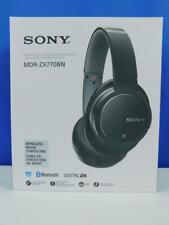 Sony MDR-ZX770BN Bluetooth Kopfhörer Noise Cancelling schwarz Over Ear