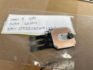 Nike Apple Watch Series 5 40mm GPS Logic Board won't activate LOCKED PARTS ONLY