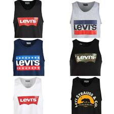Men's Levis Logo and print Tank Top Tee Choose size and color