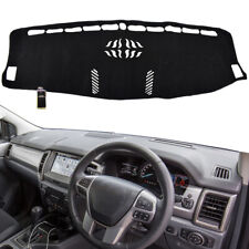For Ford Ranger Everest 2016-2018 Dash Mat Dashmat Cover Dashboard Pad Carpet