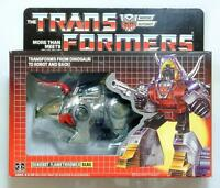 Transformers G1 Sharkticon Re-issue Shark Figure SET MISB Brand NEW
