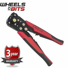 WNB Automatic Wire Stripper With Crimper Steel Jaws Spring Loaded Quality