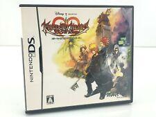 Kingdom Hearts 358/2 Days Jeu Nintendo DS JAP Japan