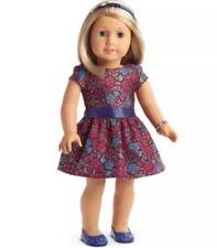 AMERICAN GIRL DOLL TRULY ME FANCY HOLIDAY DRESS BNIB(no doll)