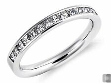 SALE!! WEDDING ENGAGEMENT RING Channel Set Princess Cut Diamond Ring in 14K GOLD