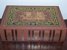 Easton Press THE HOLY BIBLE: THE CLASSIC 1846 ILLUMINATED EDITION