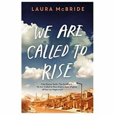 We Are Called to Rise by Laura McBride Paperback Book Books Novel A10 LL142