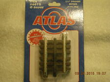 """6015 Atlas O 1 1/4"""" Straight Track Brand New In Package"""