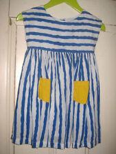 Marks and Spencer Cotton Blend Short Length Girls' Dresses (2-16 Years)