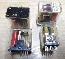 EHT T4CASPCG 4PCO pcb fassung relais 12v 185 ohm spule continental