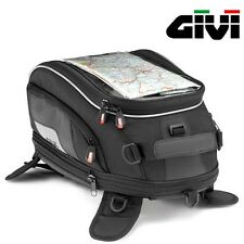 Sacoche de réservoir GIVI XS312 aimants carte 15l expandable tank bag tanktasche