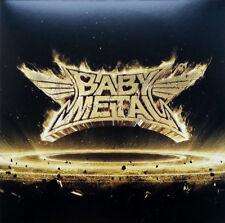 BABYMETAL Metal Resistance 2016 180g vinyl 2-LP album NEW/SEALED