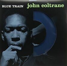John Coltrane Blue Train Coloured (blue) 180gm Vinyl LP DOL