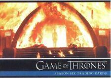 Game of Thrones Season 6 Promo Card P1