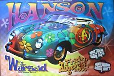 HANSON WARFIELD POSTER Original Bill Graham San Francisco BGP243 Craig Howell