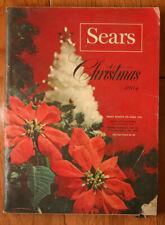 """SEARS CATALOG Christmas Book 1964 """"N"""" Sears Roebuck Department Store Vintage"""