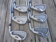 Japan Taylormade r7 Ti Iron Set Golf Club Right Hand Steel Nippon N.S.Pro Shaft
